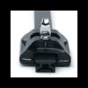 Chariot Harken manille pivotante/poulies de réglage CB Micro 13 mm