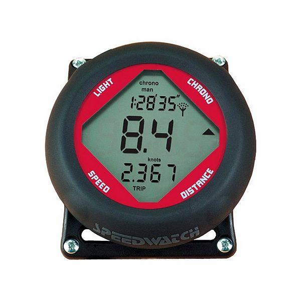 Speedwatch : Le seul speedomètre sans fil